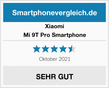 Xiaomi Mi 9T Pro Smartphone Test
