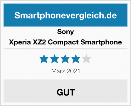 Sony Xperia XZ2 Compact Smartphone Test