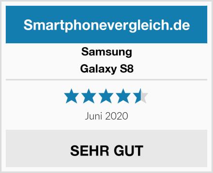 Samsung Galaxy S8 Test