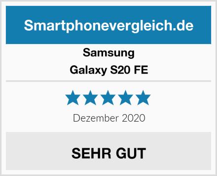 Samsung Galaxy S20 FE Test