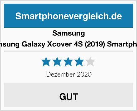 Samsung Samsung Galaxy Xcover 4S (2019) Smartphone Test