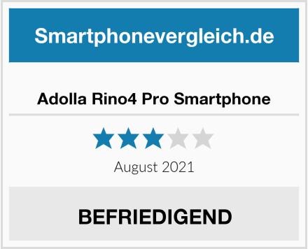 Adolla Rino4 Pro Smartphone Test