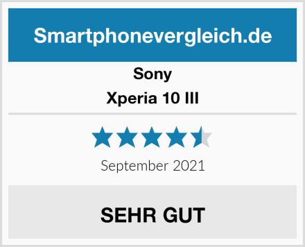 Sony Xperia 10 III Test