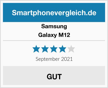Samsung Galaxy M12 Test