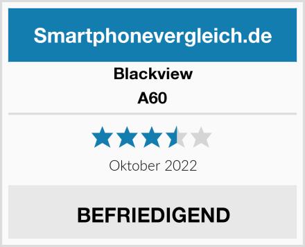 Blackview A60 Test