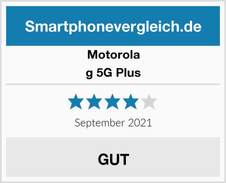 Motorola g 5G Plus Test