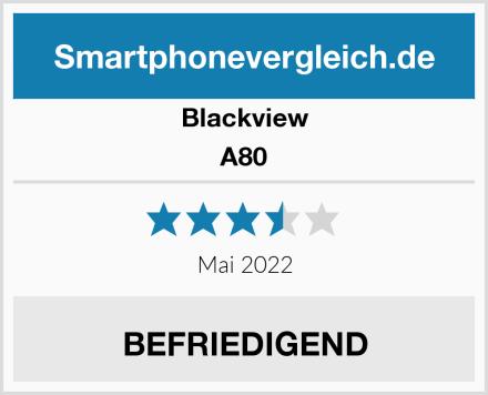Blackview A80 Test