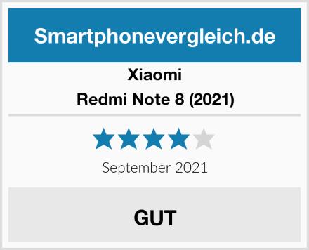 Xiaomi Redmi Note 8 (2021) Test