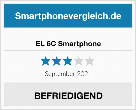 EL 6C Smartphone Test