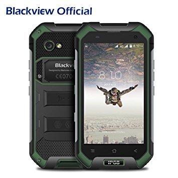 Blackview BV6000S Smartphone Test 2019