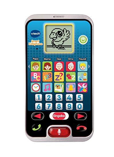 No Name 80-139304 Smart Kids Phone
