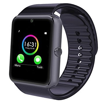 no name yamay bluetooth smartwatch smartphone test 2018. Black Bedroom Furniture Sets. Home Design Ideas