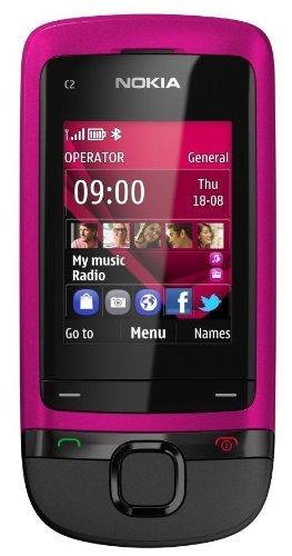 Nokia C2-05 (PINK)