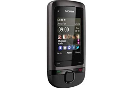 Nokia C2-05 Slider-Handy