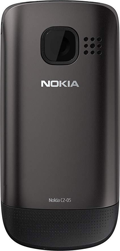 Nokia C2-05 Slider-Handy Smartphone Test 2019 / 2020
