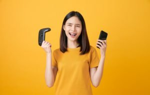 Smartphone mit Controller verbinden