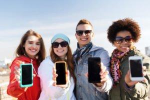 Smartphone Vergleich Test 2016 - aktuelle Modelle im Vergleich