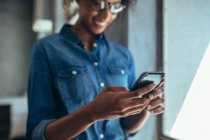 SmartTags für das Smartphone einrichten