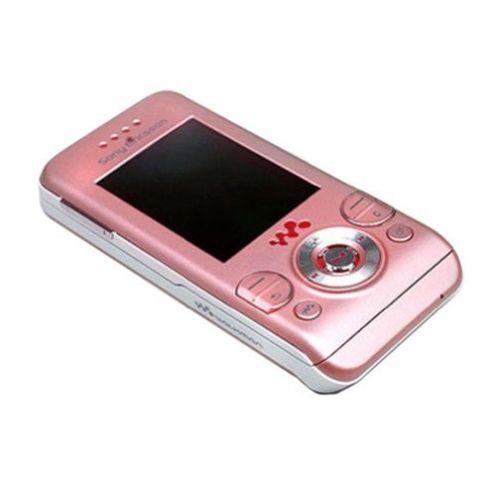 Sony Ericsson W580i rosa